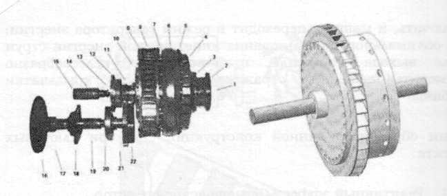 в моторе Клема (рис4).
